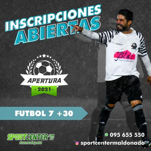 Fútbol 7+30